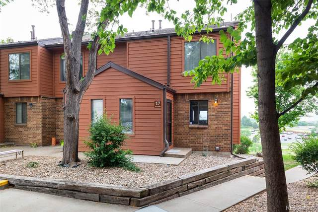 439 Wright Street #17, Lakewood, CO 80228 (MLS #7611459) :: Bliss Realty Group