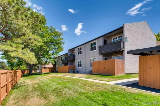 7105 S Gaylord Street A5, Centennial, CO 80122 (#7611702) :: The Heyl Group at Keller Williams