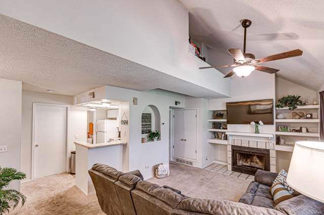 4933 S Carson Street #101, Aurora, CO 80015 (MLS #7611787) :: Bliss Realty Group