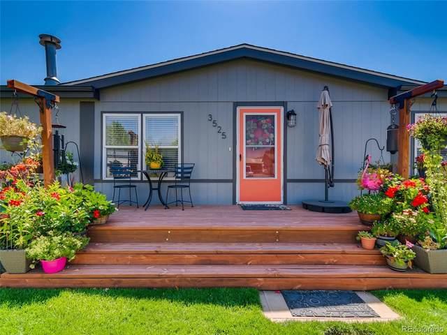 3525 Garfield Avenue, Wellington, CO 80549 (MLS #7611820) :: 8z Real Estate
