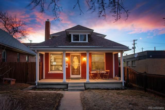 3777 Stuart Street, Denver, CO 80212 (MLS #7611959) :: 8z Real Estate