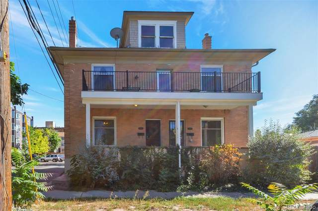 2118 E 20th Avenue, Denver, CO 80205 (MLS #7612050) :: 8z Real Estate