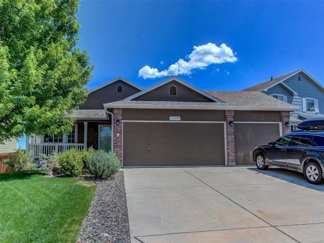 12694 Buckhorn Creek Street, Parker, CO 80134 (#7612123) :: My Home Team