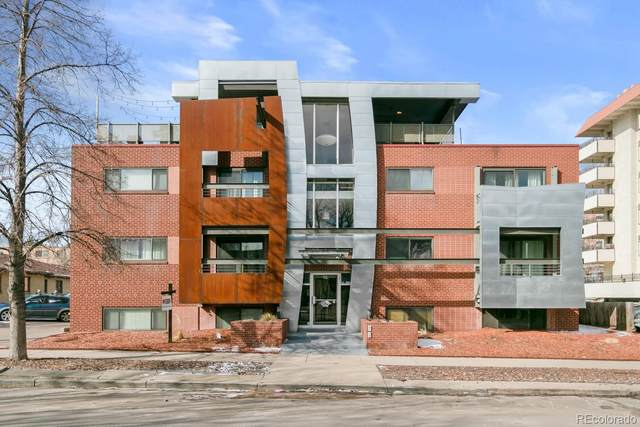 75 N Emerson Street #202, Denver, CO 80218 (#7612298) :: The Healey Group