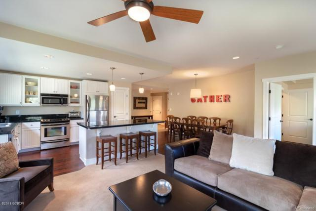 300 Base Camp Circle #201, Granby, CO 80446 (#7613364) :: The Griffith Home Team