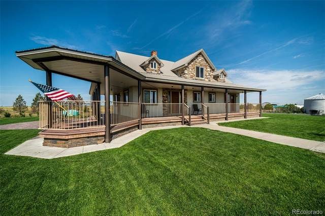 42626 County Road 3N, Arriba, CO 80804 (MLS #7613541) :: 8z Real Estate