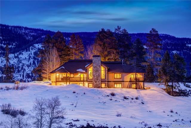 33017 Maricopa Trail, Oak Creek, CO 80467 (#7613676) :: Wisdom Real Estate