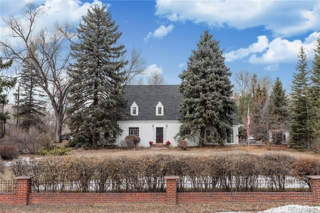 1301 E Layton Avenue, Englewood, CO 80113 (MLS #7614330) :: 8z Real Estate