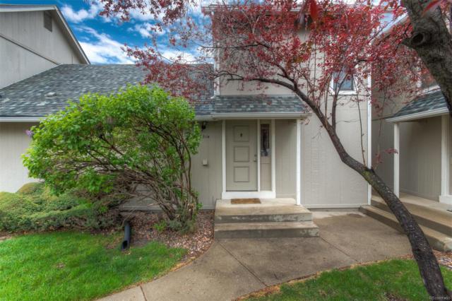 2631 S Xanadu Way C, Aurora, CO 80014 (#7614525) :: Wisdom Real Estate