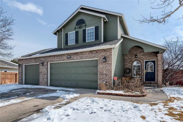 1342 51st Avenue Court, Greeley, CO 80634 (MLS #7614820) :: 8z Real Estate