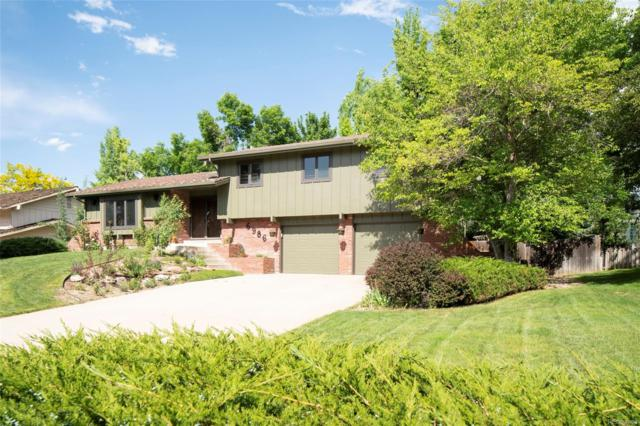 6986 Hunter Place, Boulder, CO 80301 (#7615030) :: The Pete Cook Home Group