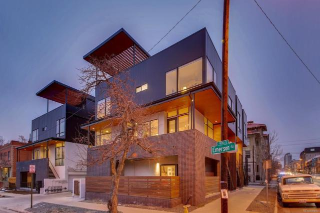 1304 N Emerson Street, Denver, CO 80218 (#7615123) :: 5281 Exclusive Homes Realty