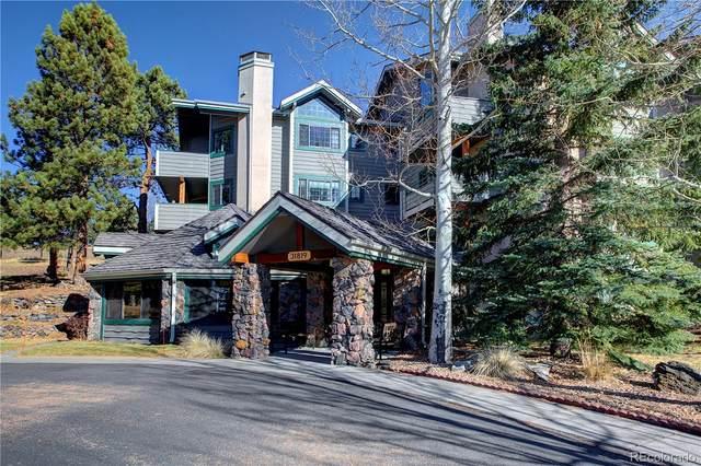 31819 Rocky Village Drive #111, Evergreen, CO 80439 (MLS #7615644) :: Find Colorado