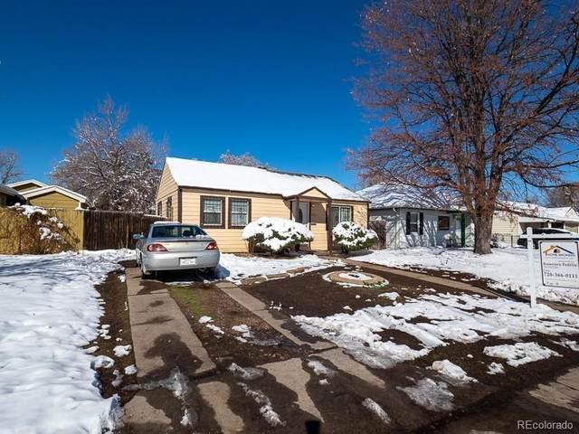 1725 Yosemite Street, Denver, CO 80220 (#7615785) :: Bring Home Denver with Keller Williams Downtown Realty LLC