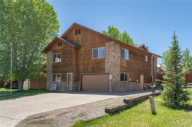 317 Honeysuckle Drive, Hayden, CO 81639 (#7615816) :: James Crocker Team