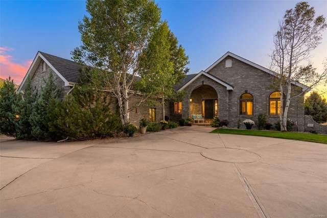 5225 Castle Ridge Place, Fort Collins, CO 80525 (#7616278) :: The Peak Properties Group