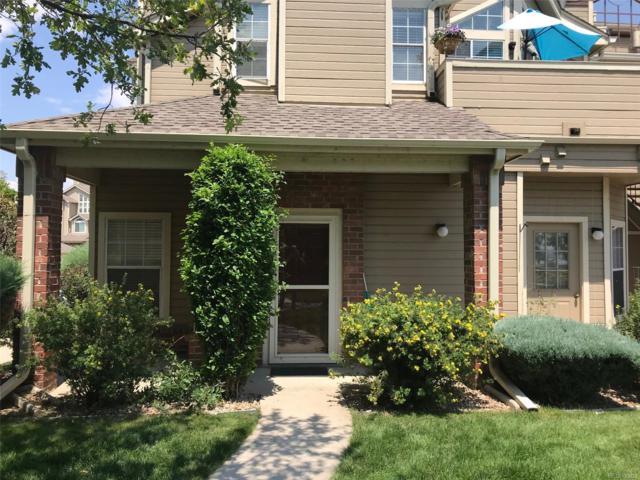 4760 S Wadsworth Boulevard G105, Littleton, CO 80123 (#7616536) :: Bring Home Denver