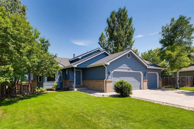 521 Pebble Beach Avenue, Johnstown, CO 80534 (#7616729) :: The Heyl Group at Keller Williams