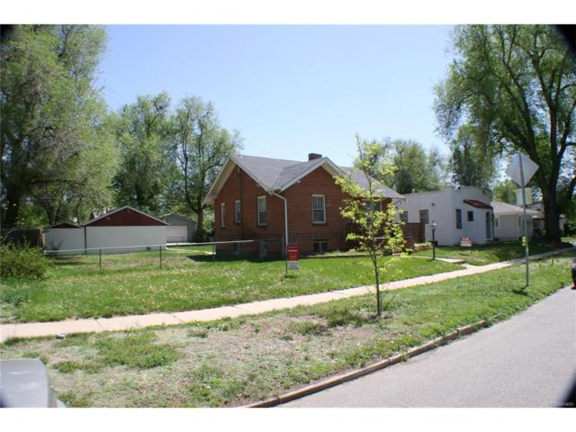 2222 S Franklin Street, Denver, CO 80210 (#7616843) :: Wisdom Real Estate