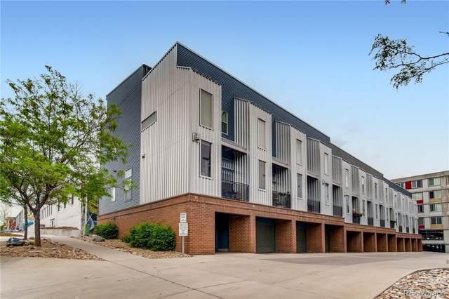 2680 Blake Street #23, Denver, CO 80205 (#7616953) :: The Griffith Home Team
