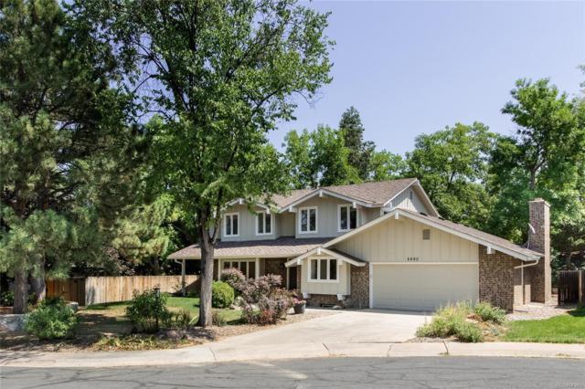 6480 S Heritage Place, Centennial, CO 80111 (MLS #7617037) :: 8z Real Estate