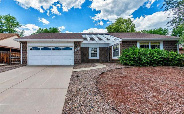 1975 S Holland Court, Lakewood, CO 80227 (MLS #7617111) :: 8z Real Estate