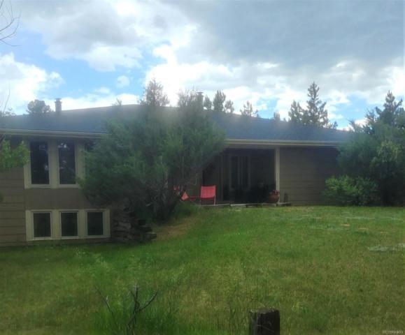 7397 Pine Crest Drive, Kiowa, CO 80117 (MLS #7617301) :: 8z Real Estate