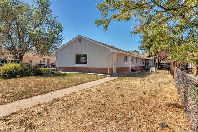 1175 Akron Street, Aurora, CO 80010 (#7617599) :: James Crocker Team