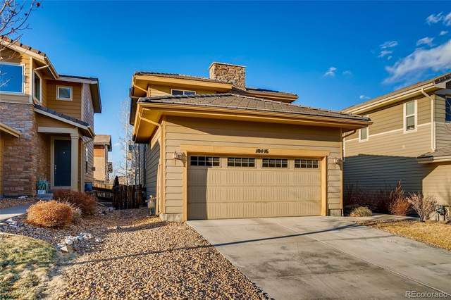 10446 Rutledge Street, Parker, CO 80134 (#7617719) :: The Griffith Home Team