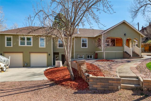 2308 W Willamette Avenue, Colorado Springs, CO 80904 (#7617821) :: The Healey Group