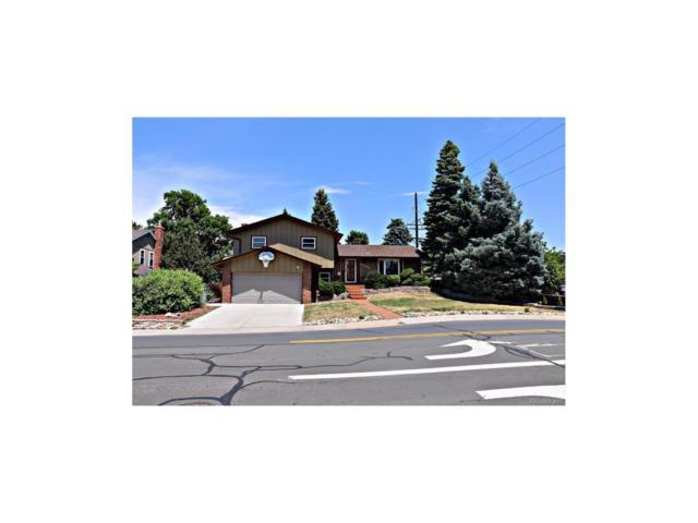 8881 E Briarwood Boulevard, Centennial, CO 80112 (MLS #7618085) :: 8z Real Estate