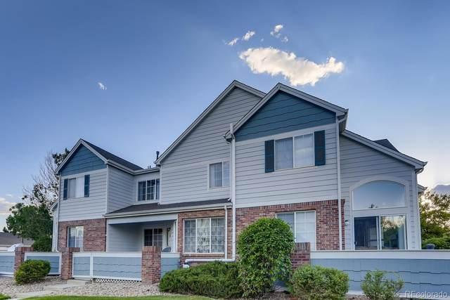 9632 Deerhorn Court #87, Parker, CO 80134 (MLS #7618099) :: 8z Real Estate