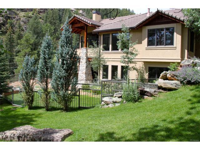 4209 Wild Flower Court, Evergreen, CO 80439 (MLS #7618233) :: 8z Real Estate