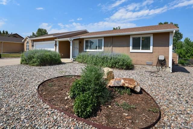 216 S Caddoa Drive, Pueblo West, CO 81007 (#7618241) :: The Griffith Home Team