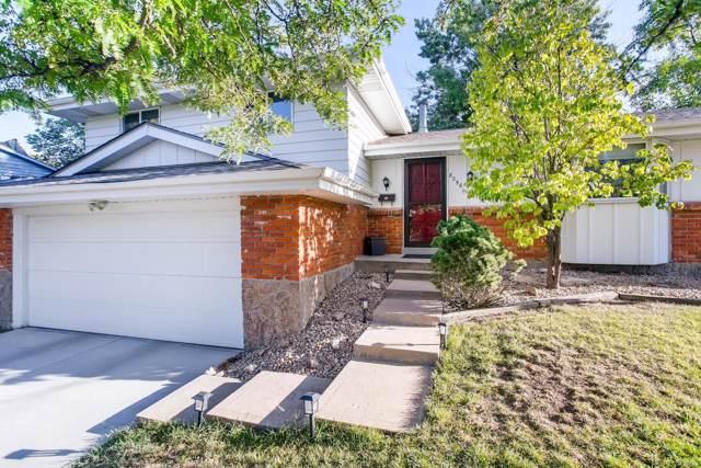 8296 E Girard Avenue, Denver, CO 80231 (#7618647) :: 5281 Exclusive Homes Realty