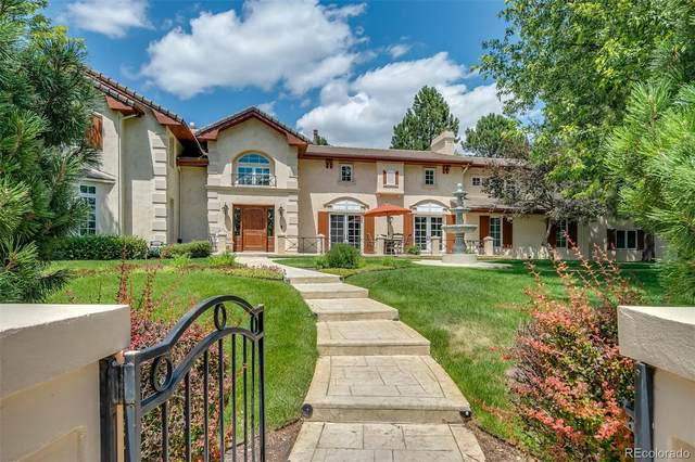 1999 Green Oaks Drive, Greenwood Village, CO 80121 (#7618895) :: The Heyl Group at Keller Williams
