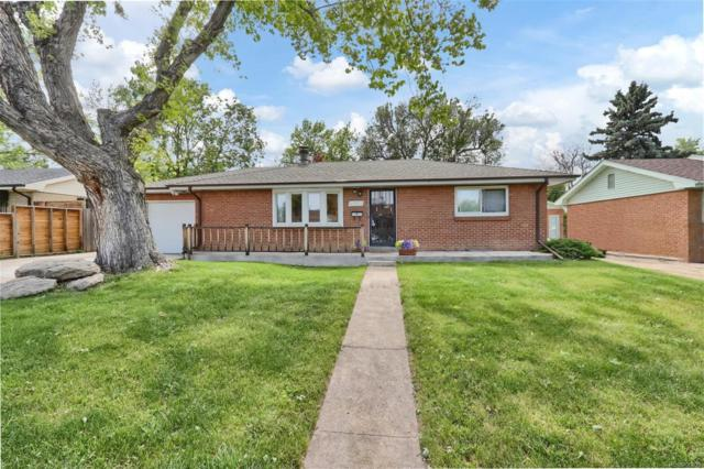 1953 S Paseo Way, Denver, CO 80219 (#7619011) :: The HomeSmiths Team - Keller Williams