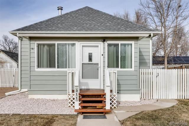 311 14th Street, Greeley, CO 80631 (MLS #7619179) :: 8z Real Estate