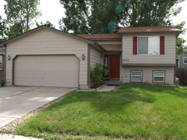 8707 Apache Plume Drive, Parker, CO 80134 (#7619601) :: The Peak Properties Group