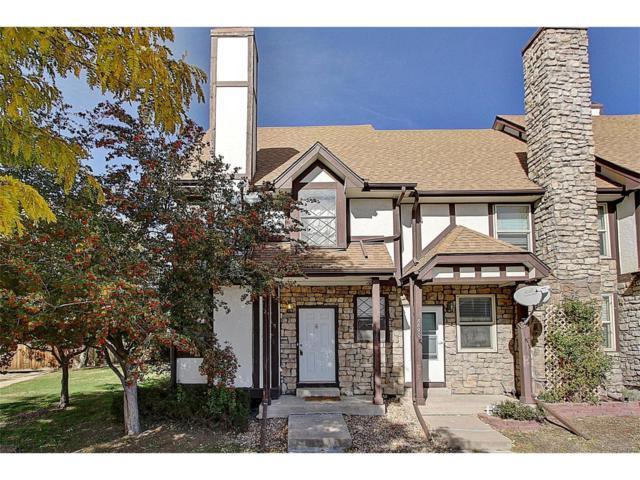 8888 Brompton Way, Parker, CO 80134 (MLS #7619713) :: 8z Real Estate