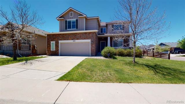 5023 S Shawnee Street, Aurora, CO 80015 (#7619902) :: The DeGrood Team