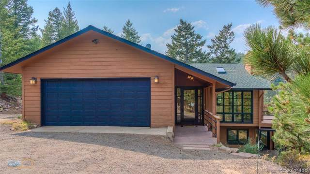 785 Sky Trail Road, Boulder, CO 80302 (#7620267) :: James Crocker Team
