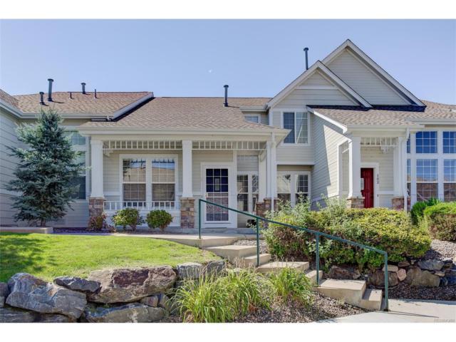 8300 Fairmount Drive W103, Denver, CO 80247 (MLS #7620426) :: 8z Real Estate