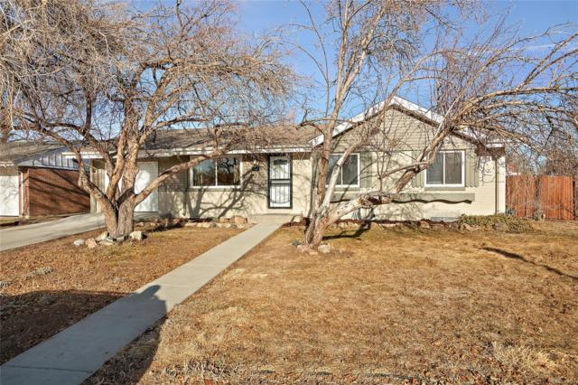 603 S Ivy Way, Denver, CO 80224 (MLS #7620630) :: Bliss Realty Group