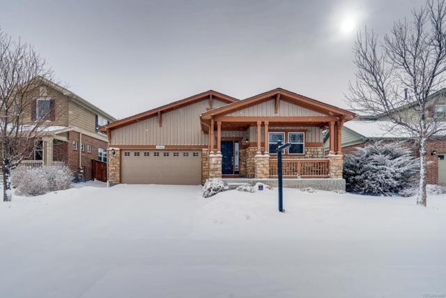 25066 E 4th Place, Aurora, CO 80018 (#7620750) :: The Griffith Home Team