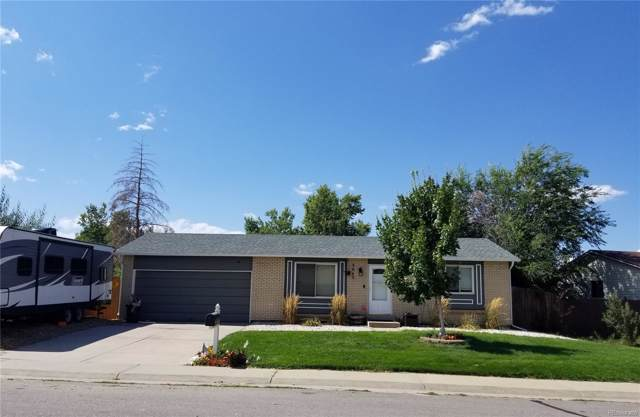 3045 S Ouray Street, Aurora, CO 80013 (#7620968) :: The Heyl Group at Keller Williams