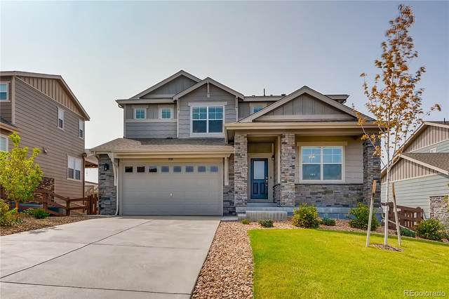 7881 S Fultondale Court, Aurora, CO 80016 (#7621359) :: The Brokerage Group