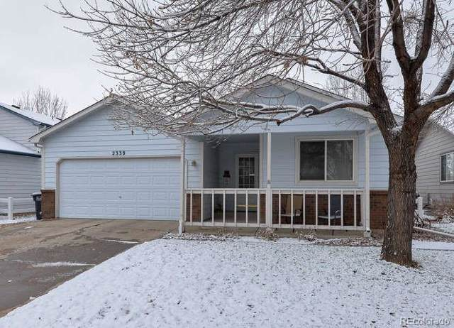 2338 Calcite Street, Loveland, CO 80537 (MLS #7621554) :: 8z Real Estate