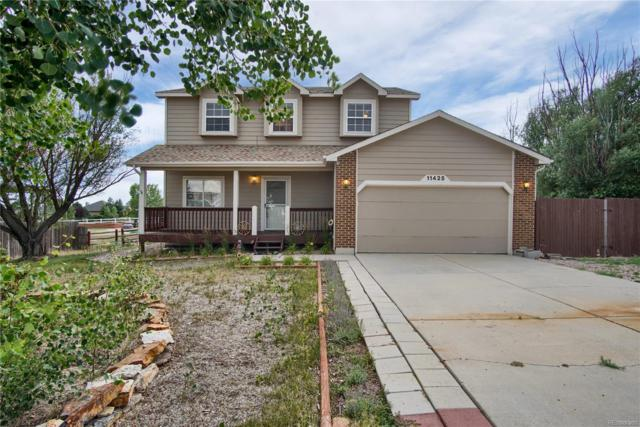 11425 Allendale Drive, Peyton, CO 80831 (MLS #7621677) :: 8z Real Estate