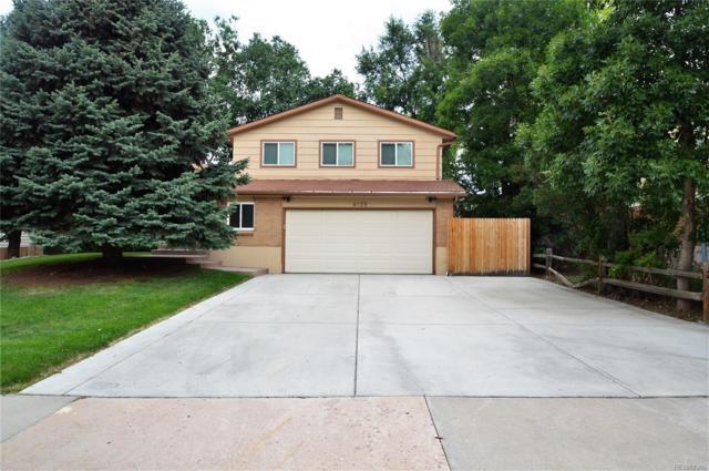 6135 S Field Street, Littleton, CO 80123 (MLS #7621724) :: 8z Real Estate